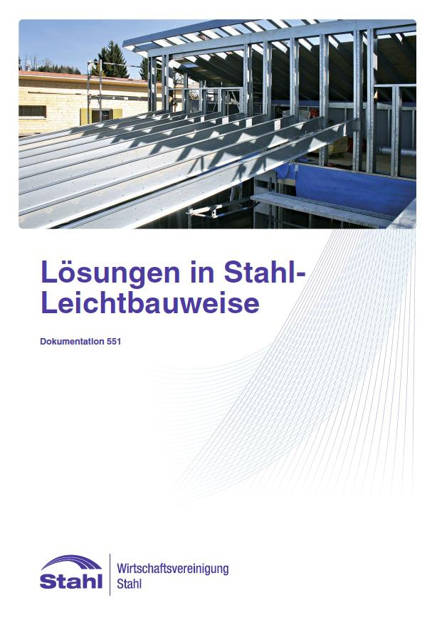 D551 Lösungen in Stahl-Leichtbauweise