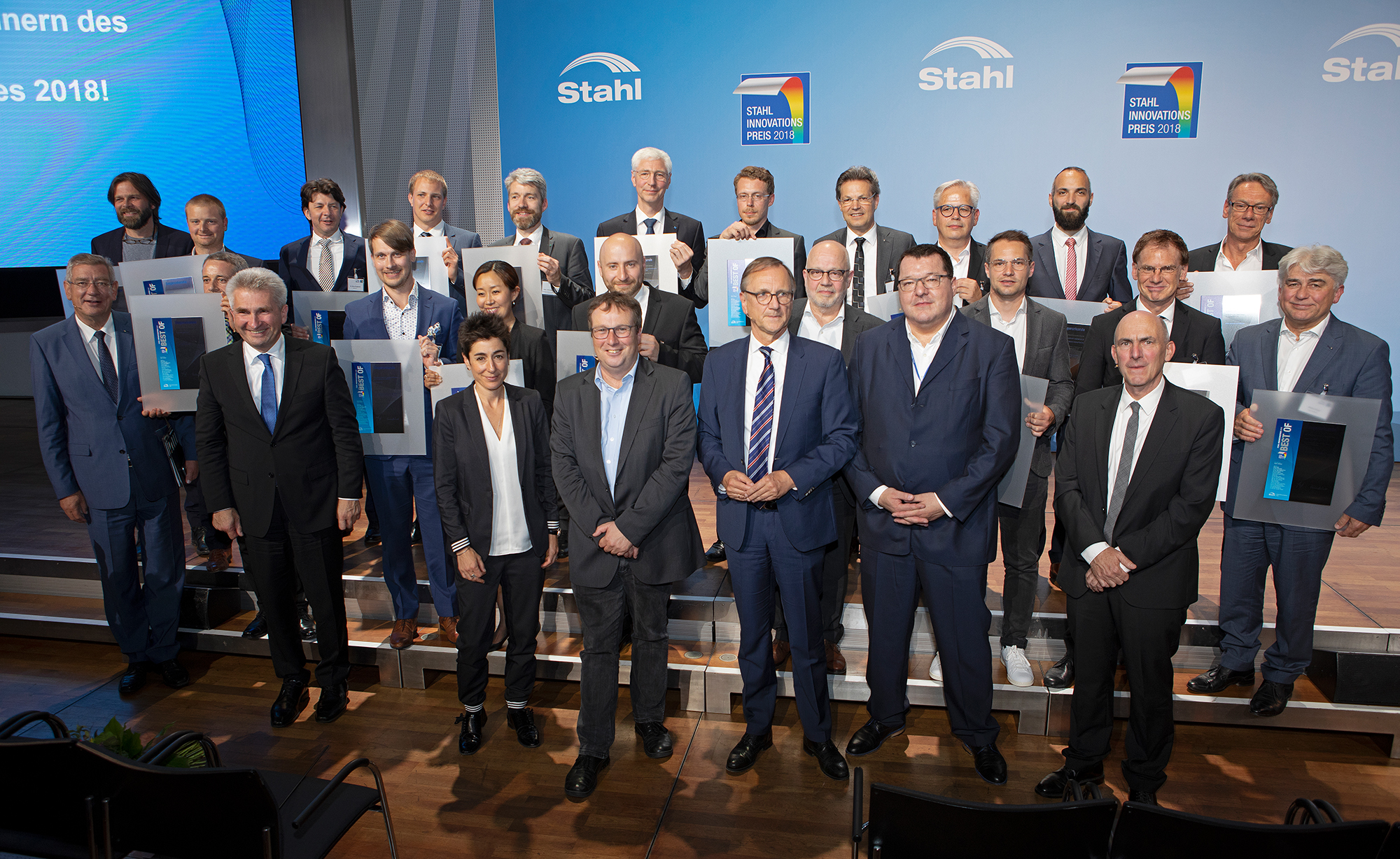 Berliner Stahldialog 2018