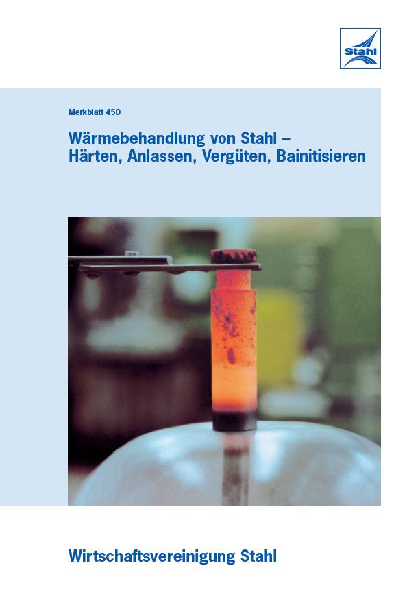MB450_Waermebehandlung_von_Stahl_Haerten_Anlassen_Vergüten_Bainitisieren